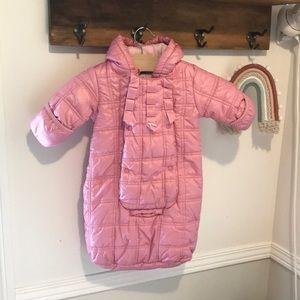 Mexx baby winter suit.